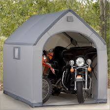 ShelterLogic 6x6x6 5 E Series Motorcycle Shed Review