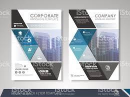 Business Brochure Design Template Stock Vector Art & More of