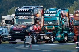 100 Show Semi Trucks Biggest Truck Of Europe At Le Mans Race Track HD Photo Galleries