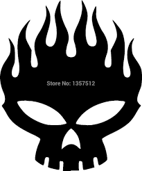 Skull Fire Flame Car Sticker For Truck Window Bumper Auto SUV Door ... The 2nd Half Price Firefighter Skull Car Sticker 1915cm Car Styling 2 Metal Mulisha Girl Skulls Bow Vinyl Decals 22 X Window Truck Army Star Military Bed Stripe Pair Skumonkey 2019 X13cm Punisher Auto Sticker Pentagram Cg3279 Harleydavidson Classic Graphix Willie G Decal Pistons Hood Matte Black Ram F150 Pin By Aliwishus On Skulls Flags Pinterest Stickers And Decalset Hd Skull American Flag Backround Cg25055 Die Cutz High Quality White Deer Rack Wall Etsy Unique For Trucks Northstarpilatescom Buy Shade Tribal Graphics Van