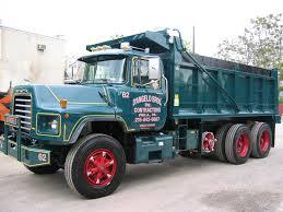 100 Mack Dump Trucks DiAngelo Bros Truck Mapionet
