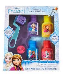 Bathtub Fingerpaint Soap Recipe by Frozen Bath Paint Set Zulily