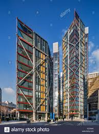 100 Neo Bank Side Side Apartments Designed By Rogers Stirk Harbour Partners