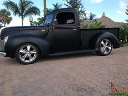 1941 Ford Pickup Kit | 1941 Ford Pickup New Build Super Nice All ...