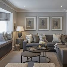 Taupe And Grey Living Room Ideas Dining On Contemporary With Carpet