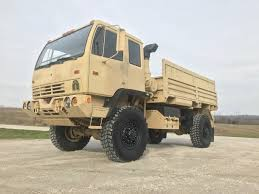 1997 Stewart & Stevenson LMTV Military Truck Like New SOLD - Midwest ... Lmtv M1081 2 12 Ton Cargo Truck With Winch Warwheelsnet M1078 4x4 Drop Side Index Katy Fire Department Purchases A New Vehicle At Federal Government Trumpeter 135 Light Medium Tactical Us Monthly Military The Fmtv If You Intend On Using Your Lfmtv Overland Adventure Bae Systems Vehicles Trucksplanet Amazoncom 01004 Tour Youtube Lmtv Military Truck 3d Model Turbosquid 11824