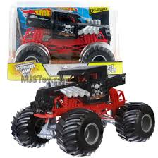 100 Shark Wreak Monster Truck Hot Wheels 124 Scale Die Cast Jam MJSToyCom