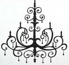 Free Chandelier Clipart
