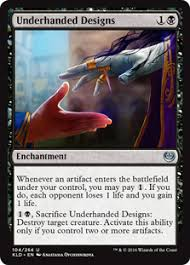 Artifact Deck Mtg 2017 by The Color Pairs Of Kaladesh Magic The Gathering