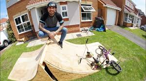 BMX TRICKS ON MY NEW RAMP! - YouTube When It Gets Too Hot To Skate Outside 105 F My Son Brings His Trueride Ramp Cstruction Trench La Trinchera Skatepark Skatehome Friends Skatepark Mini Ramp House Ideas Pinterest Skateboard And Patterson Park Cement Project Halfpipe Skateramp Backyard Bmx Park First Session Youtube Resi Be A Hero Build Your Kid Proper Bike Jump The Backyard Pump Track Backyard Pumps Custom Built Skate Ramps In Nh Gnbear