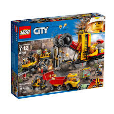 100 Lego City Dump Truck LEGO Mining Mining Experts Site