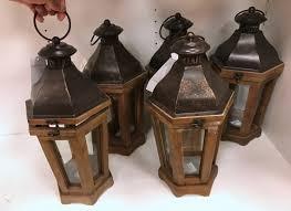 Kohls Christmas Tree Lights by Manor Lane Distressed Wood Candle Lantern Only 14 00 At Kohl U0027s