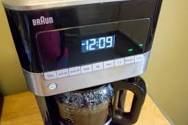 Braun BrewSense Coffee Machine 5