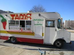 Taco Trucks On Every Corner - Wikipedia Mobile Ding In The Motor City From Indie Fad To New Industry Marconis Pizza Detroit Food Trucks Roaming Hunger The Pita Post Detroit Fleat 25 Food Trucks That You Must Try This Summer Chickadee Cheesteaks With Fleat Ferndale Gets A Permanent Truck Park Cporate Event Catering With Hero Or Villain Truck Monkey Business Magnificent Map The Guide 14 Fantastic Restaurants On Wheels Nu Deli About 75 Kitchen