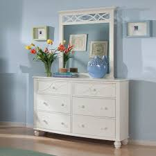 brighton 6 drawer dresser with mirror white walmart com