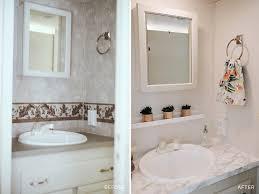 5th Wheel Bath Sink Vanity