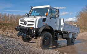 Mercedes Unimog Facelifted To Meet Euro 6 Regulations - Everything ... Watch This Valet Kick A 7000 Mercedes Gwagen 6x6 Out Of Monaco The 2018 Hennessey Ford Raptor At Sema Overthetop Badassery Benz Truck 6 Wheels Best Image Kusaboshicom Gclass Luxury Offroad Suv Mercedesbenz Usa Stanced 6wheel Chevy Silverado Rides On Forgiato Dually With G63 Amg 66 Top Gear Review Karagetv Wikipedia Xclass By Carlex Design Is Maybach Pickup Trucks Velociraptor Vs Youtube Scs Softwares Blog Get Behind The Wheel Of New Goliath Brings Meaning To Chevys Trail