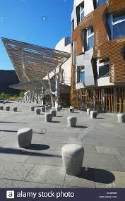 100 Enric Miralles Architect Parliament Building Edinburgh Scotland Designed By The