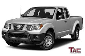 100 Frontier Truck Accessories Amazoncom TAC 3 Bull Bar Fit 20052019 Nissan 2005