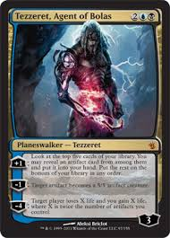 artifact deck mtg 2017 deck of the day grixis tezzeret legacy
