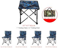 Amazon.com: Folding Camping Chair With Back, Portable ...