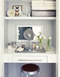 Bath Vanities With Dressing Table by Best 25 Closet Vanity Ideas On Pinterest Diy Makeup Table Ideas