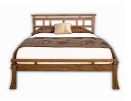 Wood Platform Bed Frame Queen by Bedroom Maple Platform Bed Queen Classic Wood Bed Best Wooden