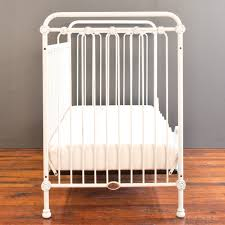 Bratt Decor Joy Crib Used by Joy Daybed Kit Distressed White