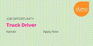 Job Vacancy - Truck Driver - Duma Works Blog Truck Driver Salary Optimize Your Earnings Alltruckjobscom Prime Inc Bummers By Recruiters Page 1 Ckingtruth Forum Traing Kishwaukee College Recruiting Companies Road Dog Drivers Talking Truckers The Webs Top And Retention Junior Recruiter Resume Taerldendragonco To Riches How Earn Six Figures In Driving Management Prophesy A Highjump Product Are Doing Facebook All Wrong Appreciation Week 2017 Youtube Blog Mycdlapp Myths Busted 4