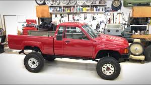 Preventing Rust On 1985 Toyota Pickup - YouTube For Sale 1985 Toyota 4x4 Pickup Truck Solid Axle Efi 22re 4wd Presented As Lot W174 At Indianapolis In Pickup With 22000 Original Miles Nice Price Or Crack Pipe 25kmile 4wd 6000 Was The 4runner Best Suv Of 80s Awesome Toyota 2wd Manual 5speed Potrait Hard Trim Heres Exactly What It Cost To Buy And Repair An Old Fs Norrock 22re Solid Axle Yotatech Forums Classic Car Longview Wa 98632 Truck 44 Lifted X Fresh Paint
