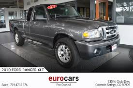 2010 Ford Ranger XLT Stock # E1066A For Sale Near Colorado Springs ...