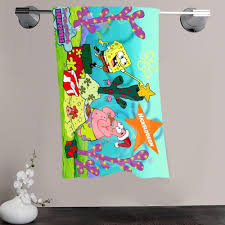 Spongebob Squarepants Bathroom Decor by Online Get Cheap Spongebob Shower Aliexpress Com Alibaba Group