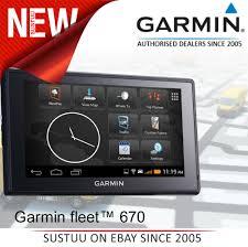 Garmin Fleet 670 Truck│6