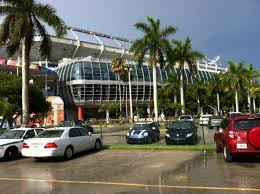 Baseball Dream Tour Stadium 27 Sun Life Stadium Miami Gardens