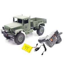100 4wd Truck Heng Long 116 Radio Remote Control 3853A Military Car Tank