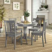 Round Dining Room Set For 4 by Round Dining Table Sets