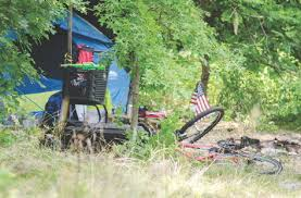 Homeless camps dismantled in Fitchburg but some cross line into