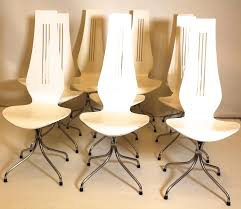 Mid Century Modern Up To 10 Dining Chairs