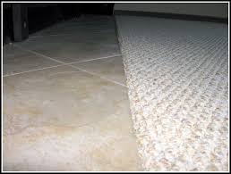 Ceramic Tile To Carpet Transition Strips by Carpet To Tile Transition Strips Rubber New Decoration Best