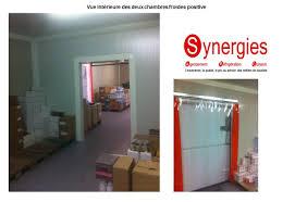 chambres froides fourniture et montage de chambres froides industrielles et