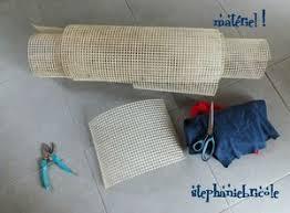 tapis a faire soi meme idée diy récup faire un tapis tout doux sans couture à faire