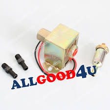 Fuel Pump 41-7251 For Thermo King Tripac APU RV RigMaster Truck 12V ...