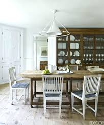 Rustic Dining Room Ideas Farmhouse Style Designs Wall