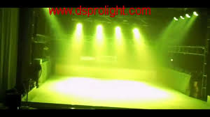 54 3W LED Par Cans Par Can Light dj lighting equipment Stage