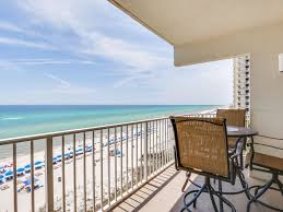 Blue October 18th Floor Balcony by 6th Floor Wrap Around Balcony End Unit W 2 Vrbo