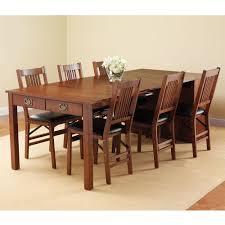 Wayfair Black Dining Room Sets by Space Saver Expandable Round Dining Table Wayfair Round Dining