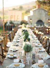 Ideas For A Provence Wedding Theme