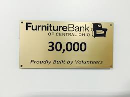 furniture bank of central ohio free furniture up big lots supports