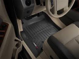 Weathertech Floor Mats 2009 F150 by Weathertech Products For 2009 Ford Expedition Expedition El