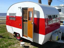 1951 Cozy Cruiser Vintage Trailer For Sale This Is A Predecessor Of The Shasta